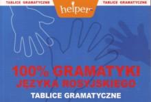 100% gramatyki języka rosyjskiego - Tablice gramatyczne - Helper
