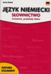 Język niemiecki - Słownictwo - Ćwiczenia, przykłady listów