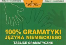 100% gramatyki języka niemieckiego - Tablice gramatyczne - Helper
