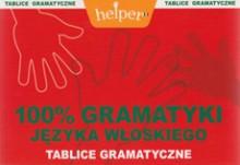 100% gramatyki języka włoskiego - Tablice gramatyczne - Helper