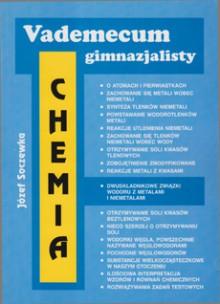 Vademecum gimnazjalisty - Chemia