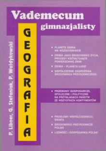 Vademecum gimnazjalisty - Geografia