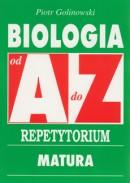 Biologia od A do Z - Repetytorium. Matura - Poziom rozszerzony