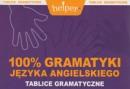 100% Gramatyki j�zyka angielskiego - tablice gramatyczne