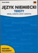 Język niemiecki - Teksty - Zadania ustne i pisemne