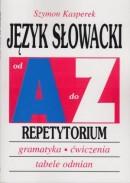 Język słowacki - Repetytorium - Gramatyka, ćwiczenia, tabele odmian